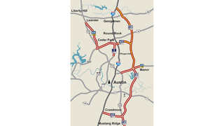 Kxan Traffic Map.I 35 Reopens In Round Rock Nearly 7 Hours After Fiery Crash