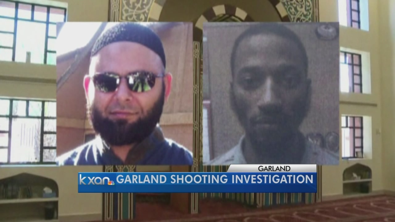 ISIS claims responsibility for Garland cartoon attack