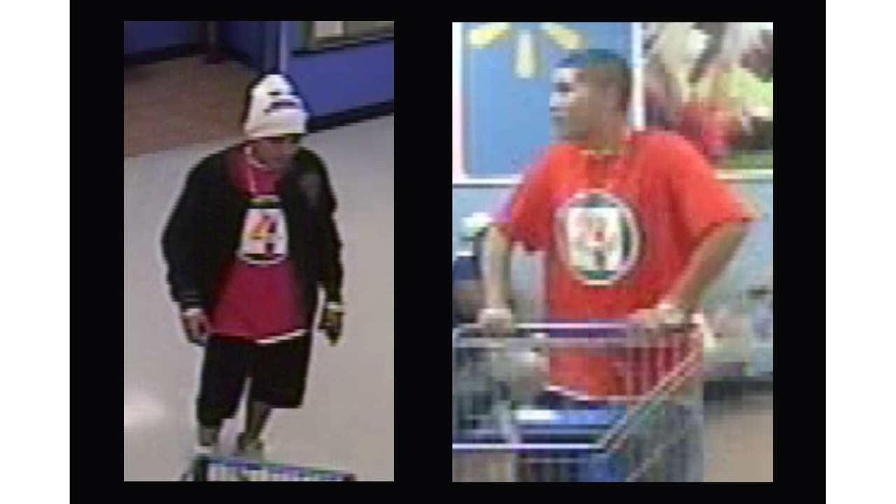 New Braunfels Wal-Mart robbed, police need help identifying