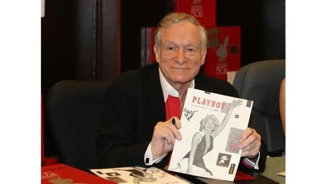 Playboy to stop running pictures of completely naked women