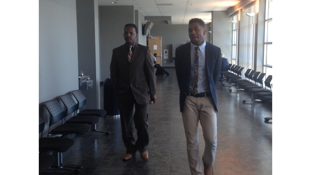 Victim testifies in case against former UT football player