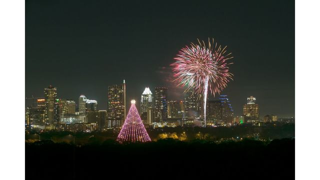 Zilker Park already prepping for Trail of Lights