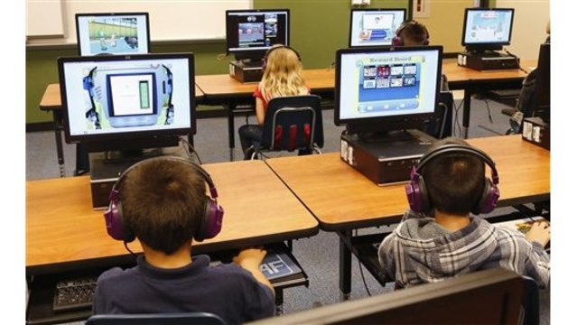 Study: Kids take 100-plus required tests through 12th grade