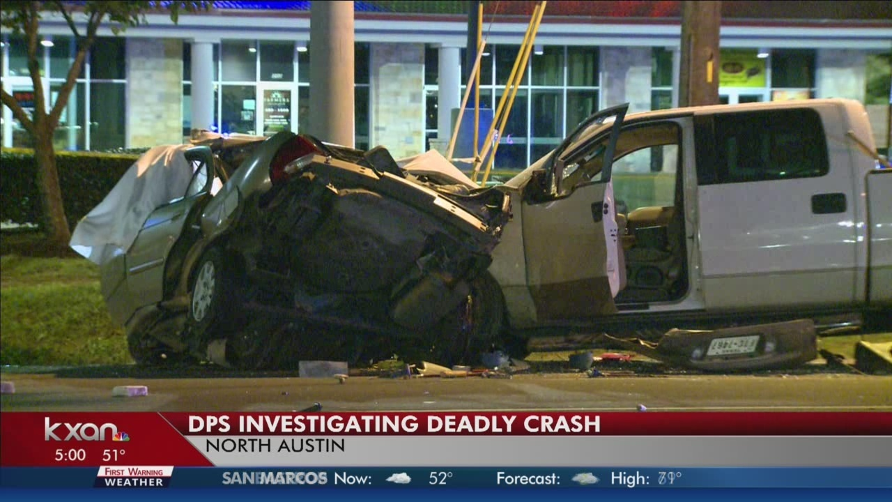 Car chase ends in deadly crash