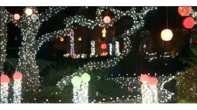 georgetown christmas lights help make a wish come true