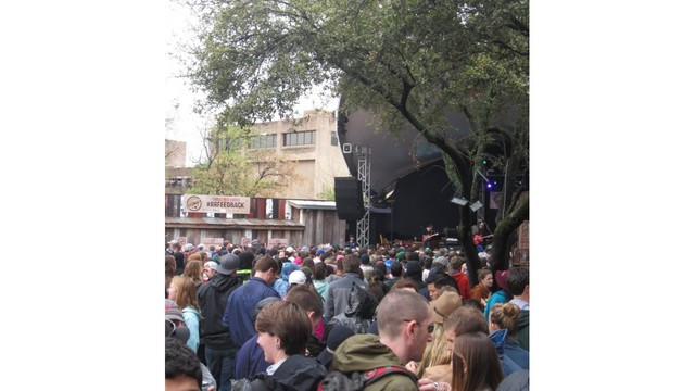 SXSW: Where the big parties are