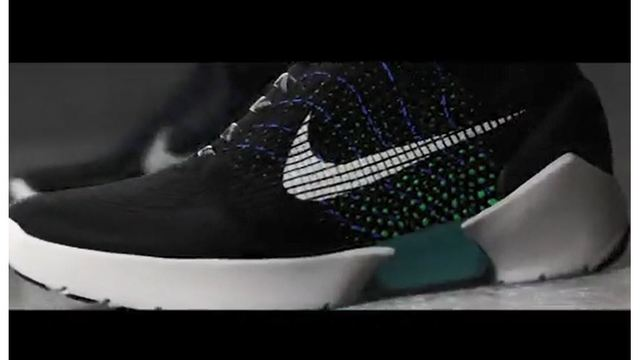 Nike unveils more information on self-tying shoes