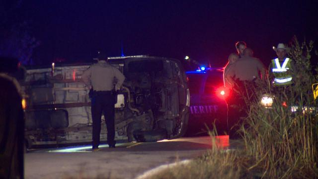 Man killed in East Travis County crash identified