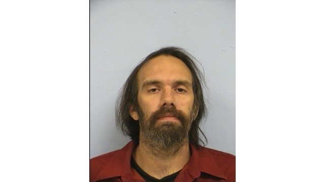 Joseph Wayne Geroge, 36, arrested during protests at the State Capitol_377378