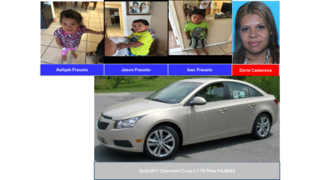 Amber Alert discontinued for missing Texas children
