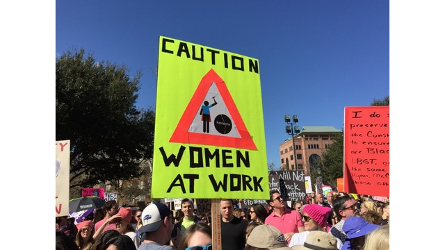 Women's March on Austin_402655