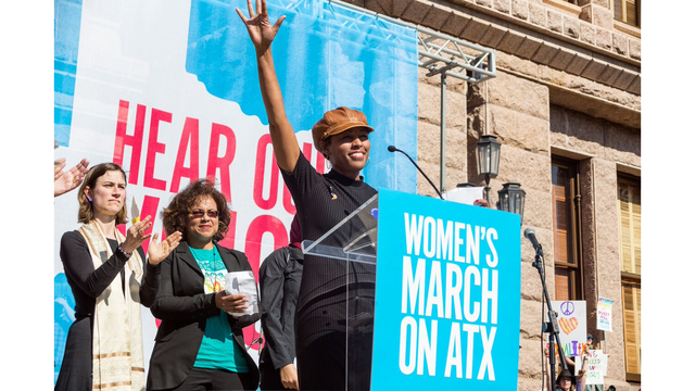 Women's March on Austin_402670