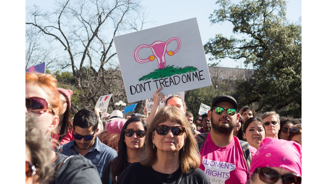Women's March on Austin_402671