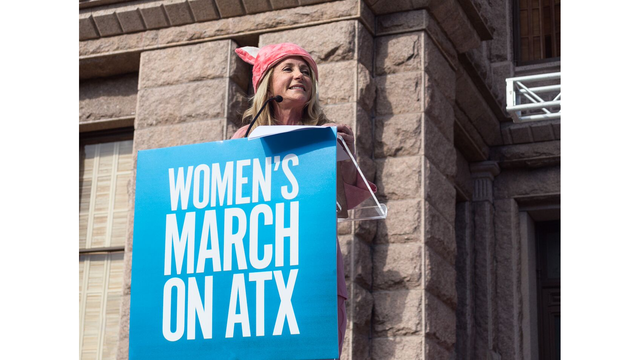 Women's March on Austin_402672