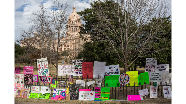 Women's March on Austin_402673