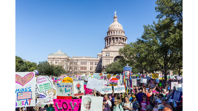 Women's March on Austin_402663