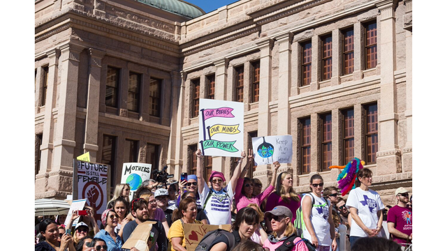 Women's March on Austin_402669