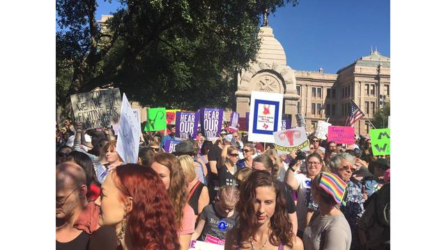 Women's March on Austin_402614