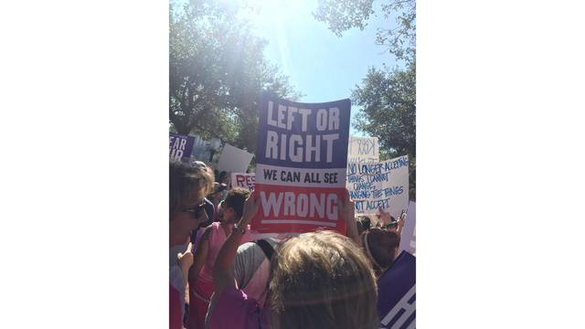 Women's March on Austin_402615