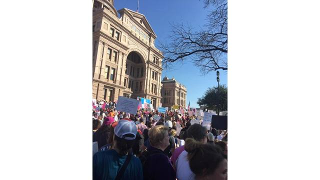 Women's March on Austin_402616