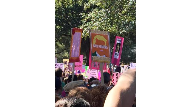 Women's March on Austin_402618
