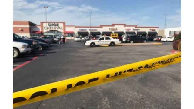 Suspect dead after exchanging gunfire with officers at Killeen Marketplace