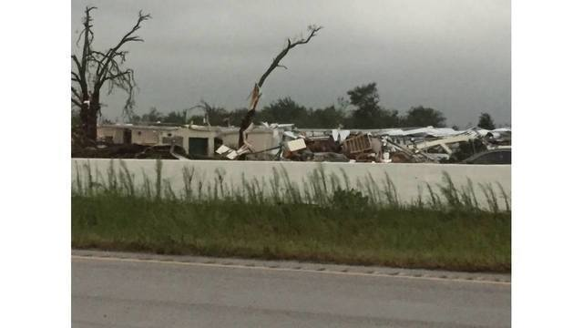 East Texas Tornado damage_462952