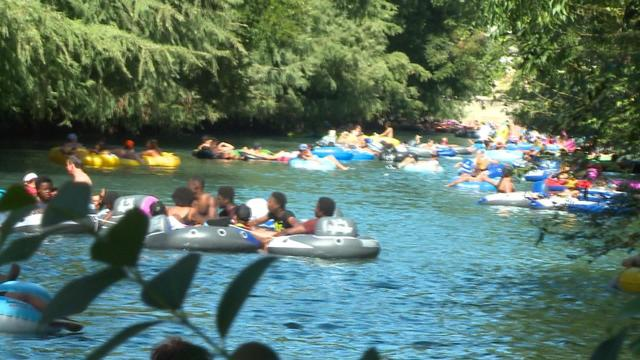 Comal River back open after hydraulic fluid spill shut it down