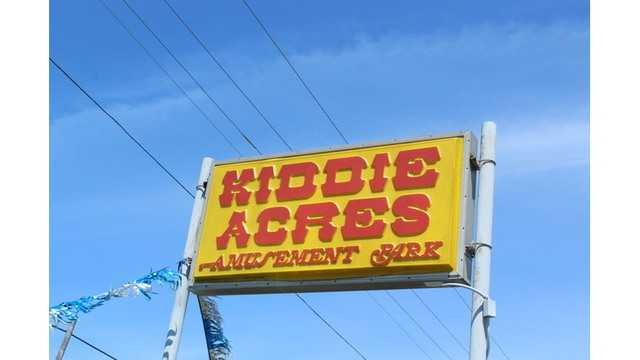 Kiddie Acres closes after 38 years, will auction off rides