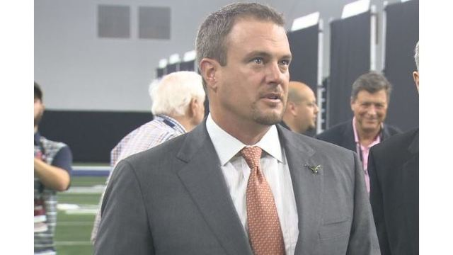 Texas picked to finish middle of the pack in Big 12 poll