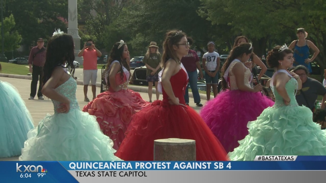 981f22168aa Quinceañera celebration highlights Latino contribution to Texas