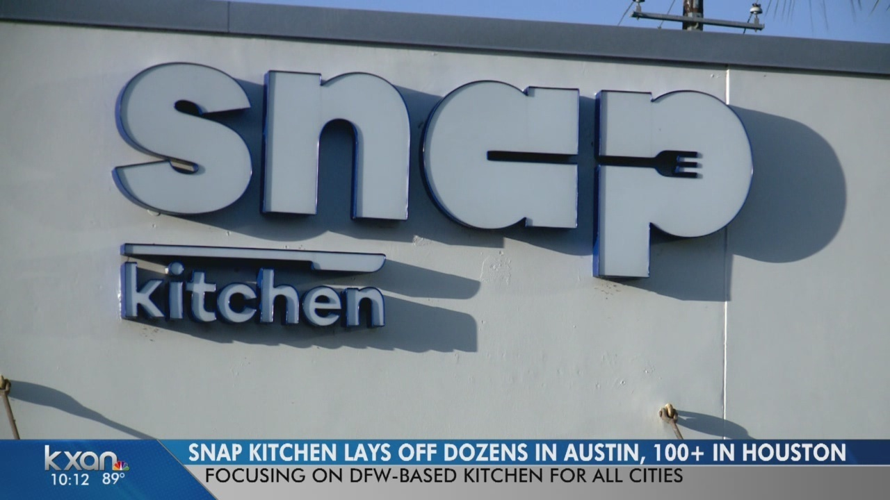 Snap Kitchen lays off dozens of employees in Austin