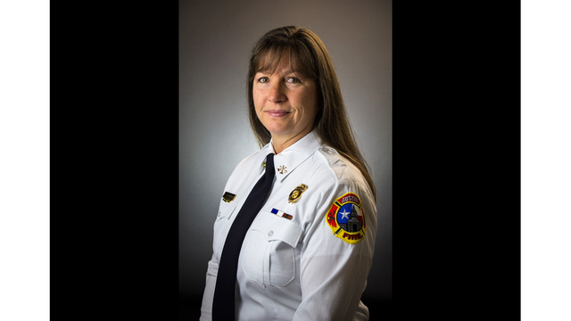 Austin Fire Department promotes first female battalion chief