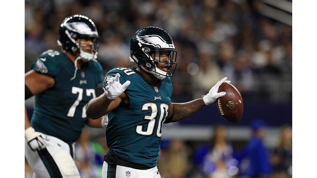 Eagles embarrass Cowboys showing division dominance
