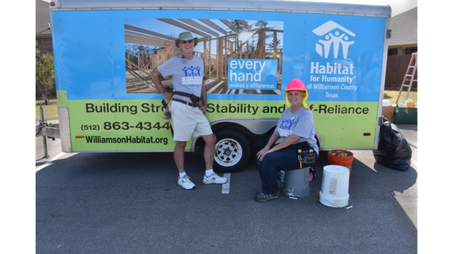 Trailer full of equipment stolen from Habitat for Humanity project site