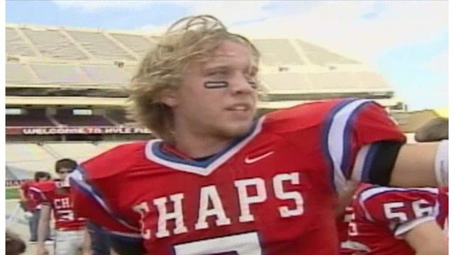 Nick Foles when he was with Westlake_620361