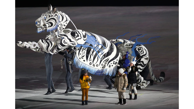 2018 Winter Olympic Games - Opening Ceremony_632705