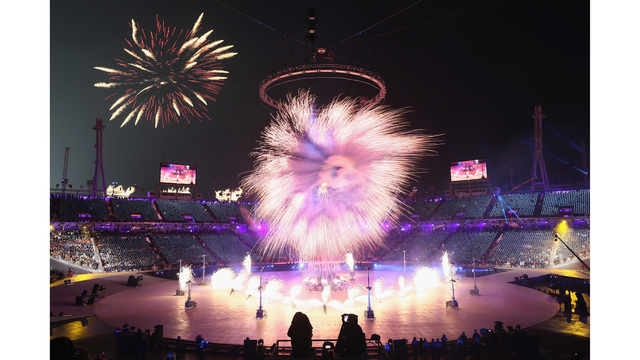 2018 Winter Olympic Games - Opening Ceremony_632710