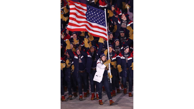 2018 Winter Olympic Games - Opening Ceremony_632712