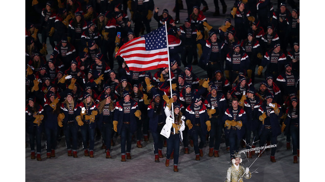 2018 Winter Olympic Games - Opening Ceremony_632716