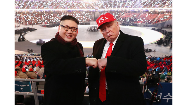2018 Winter Olympic Games - Opening Ceremony_632718