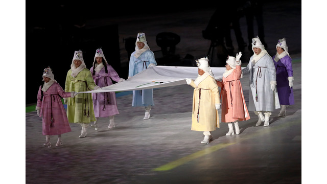 2018 Winter Olympic Games - Opening Ceremony_632729