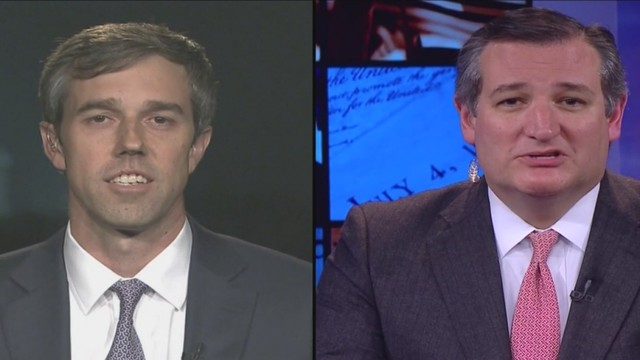 With primary win, Beto O'Rourke will face Ted Cruz in Senate race