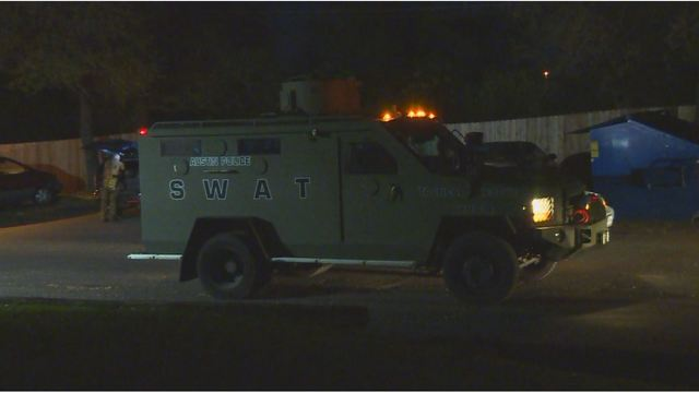 SWAT call ends peacefully; APD says not related to bombings