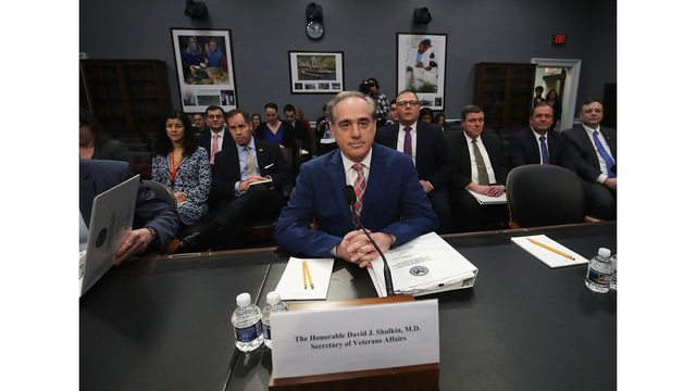 Trump Confidant Ruddy Predicts Shulkin Out But Few Other Changes