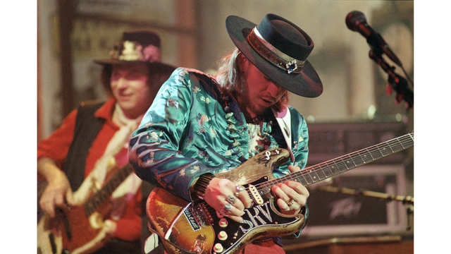 Stevie Ray Vaughan's 1951 Fender for sale at Dallas auction