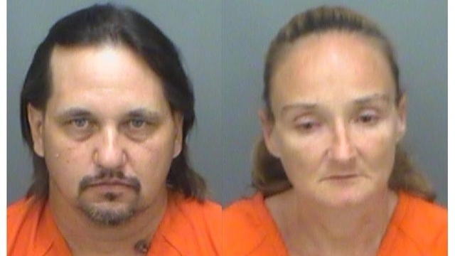 Police: Florida couple steals motorized cart from Walmart, drives to bar