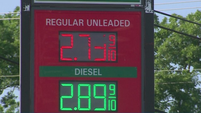 Gas Prices In Texas >> Gas Prices Likely To Reach 3 A Gallon This Summer In Central Texas