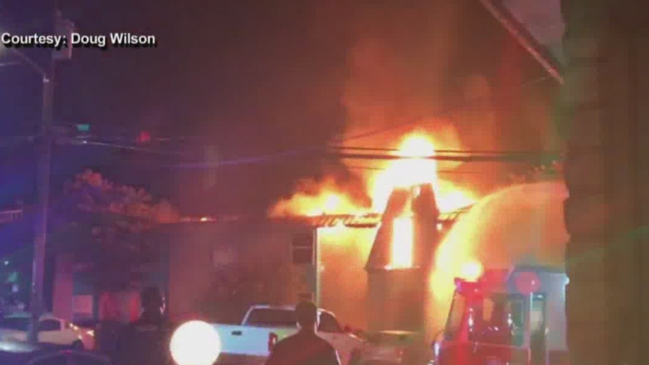 massive san marcos apartment fire friday morning