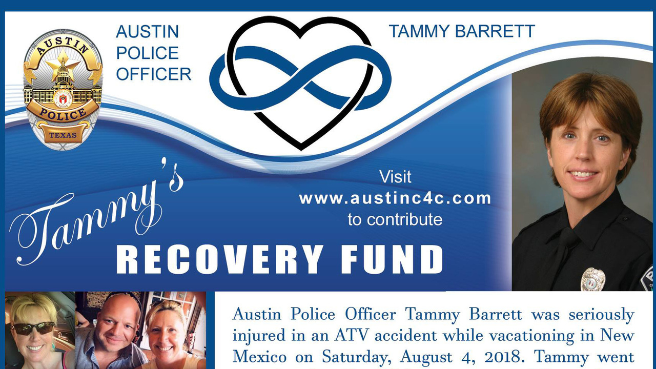 apd officer may never walk again after atv crash